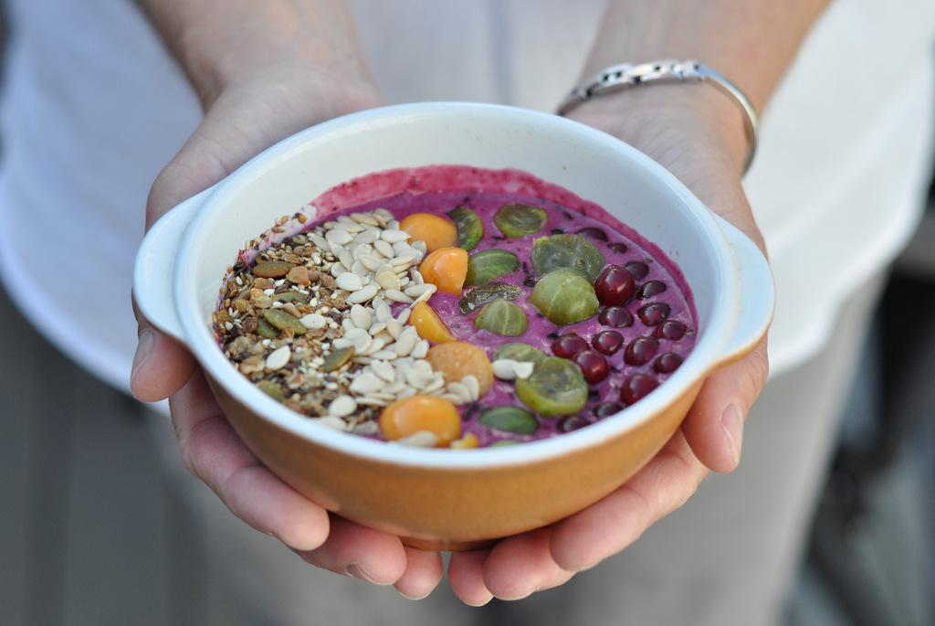 Smootie bowl