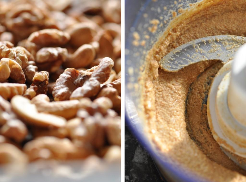 cashew-walnut nutbutter
