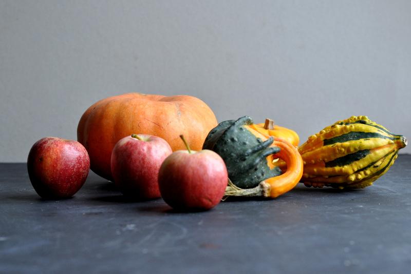 apple-pumpkin soup