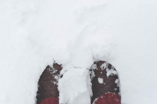 Irish Winter, Storm Emma