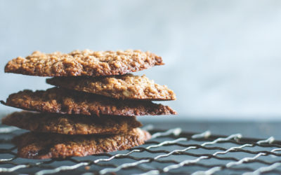 Basic Oat Cookies