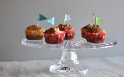 Lemon Poppyseed Muffins – Celebrations & A Giveaway!