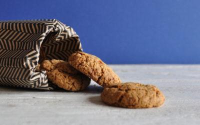 Salt n´Pepper Oat Biscuits
