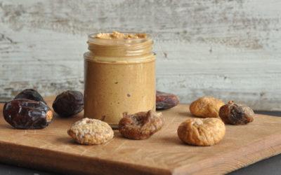 Homemade Cashew-Walnut Nutbutter