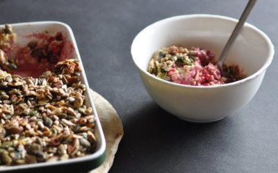Baked Oatmeal alá Green Kitchen Stories