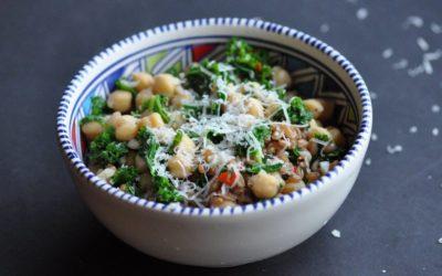 Weekday Chickpea Super Salad