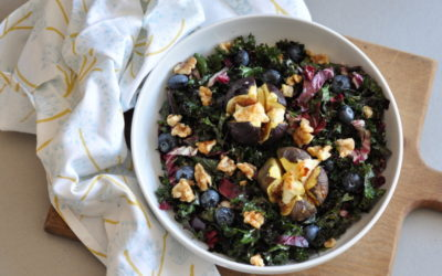 Fig & Walnut Salad