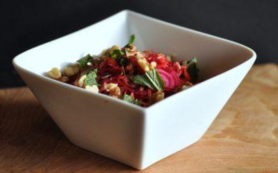 A Colourful Detox Salad